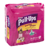 Huggies Pull-Ups Training Pants Learning Designs 2T-3T Girls Jumbo Pack 25CT product image