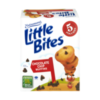 Entenmann's Little Bites Muffins Chocolate Chip 5PK 8.25oz Box product image