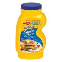 Bisquick Shake & Pour Buttermilk Pancake Mix 5.1oz BTL product image