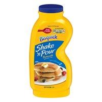 Bisquick Shake & Pour Buttermilk Pancake Mix 10.6oz BTL product image