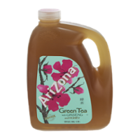 Arizona Green Tea with Ginseng and Honey 1 Gallon BTL product image
