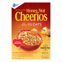 General Mills Honey Nut Cheerios 10.8oz Box product image