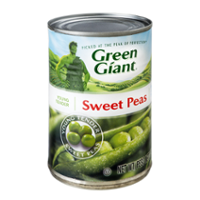 Green Giant Sweet Peas 15oz Can product image