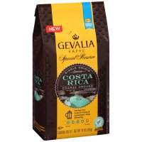 Gevalia Kaffe Special Reserve Costa Rica Coarse Ground Coffee 10oz Bag product image