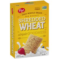 Post Original Shredded Wheat Big Biscuit 15oz Box product image