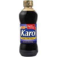 Karo Dark Corn Syrup 16oz BTL product image