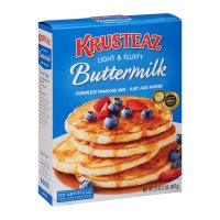 Krusteaz Buttermilk Pancake Mix 32oz Box product image