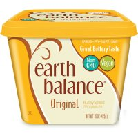 Earth Balance Margarine Natural Buttery Spread Original 15oz. Tub product image