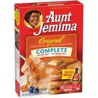 Aunt Jemima Original Complete Pancake & Waffle Mix 32oz Box product image