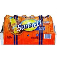 Sunny Delight Sports Cap Tangy Original 24PK of 11.3oz BTLS product image