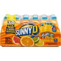 Sunny Delight Sports Cap Tangy Original 30PK of 11.3oz BTLS product image