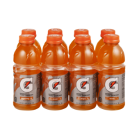 Gatorade Sports Drink Orange 8PK of 20oz. Bottles product image