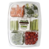 Snack Sensation Vegetable Tray Large w/Ranch Dip 40oz product image