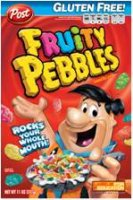 Post Fruity Pebbles 11oz Box product image