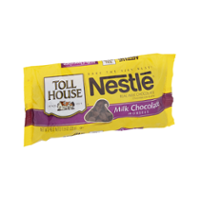 Nestle Toll House Morsels Milk Chocolate Chips 11.5oz Bag product image