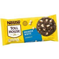 Nestle Toll House Morsels Premier White Chocolate 12oz Bag product image