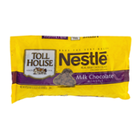 Nestle Toll House Milk Chocolate Chips 23oz Bag product image