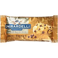 Ghirardelli Semi-Sweet Chocolate Chips 12oz Bag product image