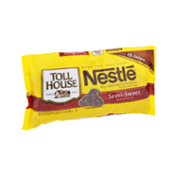 Nestle Toll House Semi-Sweet Chocolate Chips 24oz Bag product image