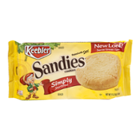 Keebler Sandies Simply Shortbread Cookies 11.2oz PKG product image