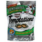 Whiskas Dentabites Temptations Treats for Cats 2.1oz Bag product image