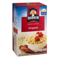 Quaker Instant Oatmeal Original 12PK 11.8oz Box product image