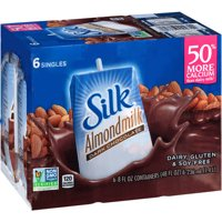 Silk Dark Chocolate Almondmilk 6PK 8oz EA product image