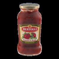 Bertolli Pasta Sauce Tomato Basil 24oz Jar product image