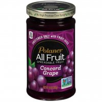 Polaner All Fruit Concord Grape 15.25oz Jar product image
