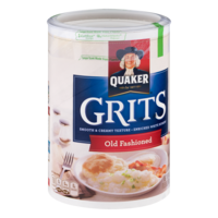 Quaker Old Fashioned Grits 24oz Can