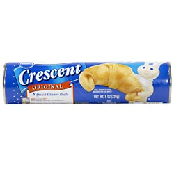 Pillsbury Crescent Rolls 8CT 8oz PKG product image