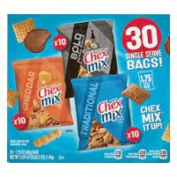 Chex Mix Variety Snack Size 1.75oz EA 30CT Box product image