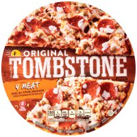 Tombstone Original 4 Meat Pizza 21.1oz product image