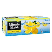 Minute Maid Lemonade 12PK of 12oz Cans product image