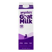 Meyenberg Goats Milk Whole 1QT product image