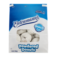 Blue Bird or Entenmann's Powdered Donuts Approx 20CT 10oz PKG product image