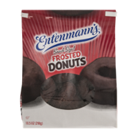 Blue Bird or Entenmann's  Donuts Chocolate Approx 16CT 10.5oz PKG product image