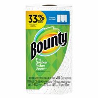 Bounty Paper Towels Select-A-Size 114 Half Sheets 2-Ply 1CT product image