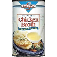 Swanson Broth Chicken 99% Fat Free 49.5oz Can product image
