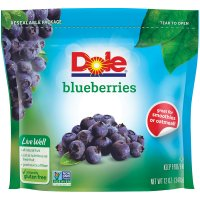 Dole Frozen Blueberries 12oz  Bag product image