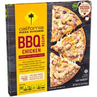 California Pizza Kitchen Crispy Thin Crust  BBQ Chicken Pizza 14.7 oz Box product image