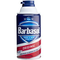 Barbasol Shave Cream Original 10oz Can product image