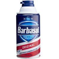 Barbasol Shave Cream Original 10oz Can product image