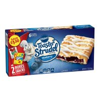 Pillsbury Toaster Strudel Blueberry 6CT 11.5oz Box product image