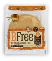 BFree Sweet Potato Wraps 6CT 8.89ozPKG product image