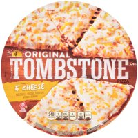 Tombstone 5 Cheese Original Pizza 19.8oz PKG product image