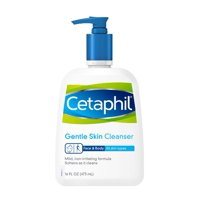 Cetaphil Gentle Skin Cleanser 16oz BTL product image