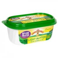 Land O Lakes Butter Spread Light with Canola Oil 8oz Tub product image