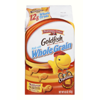 Pepperidge Farm Whole Grain Cheddar Goldfish 6.6oz Bag product image