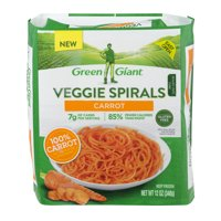 Green Giant Veggie Spirals Carrots 12oz Bag product image